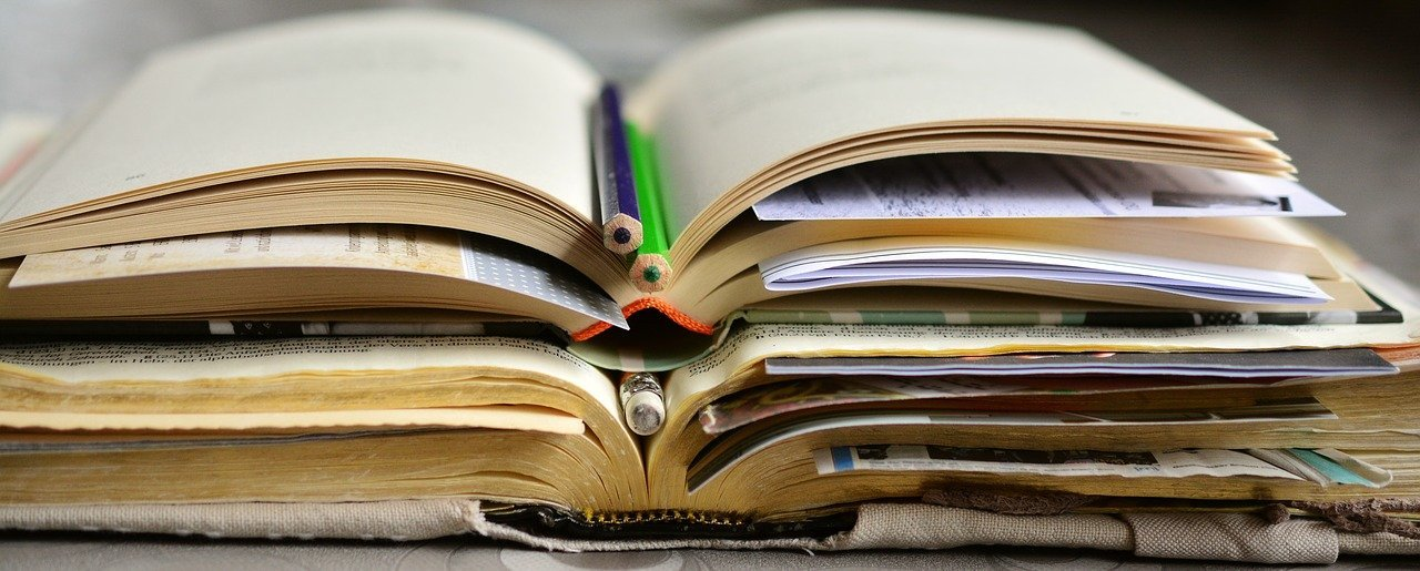 books, study, literature